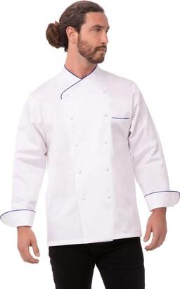 Chef Works Men's Bali Executive Chef Coat (ECRI)