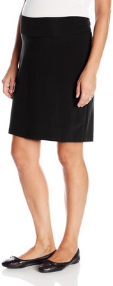 Ripe Maternity Women's Maternity Lancaster Pencil Work Skirt