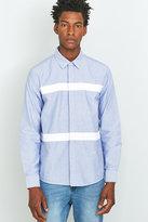 Soulland Asklund Light Blue Striped Shirt