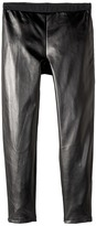 Polo Ralph Lauren Faux-Leather Stretch Leggings Girl's Casual Pants