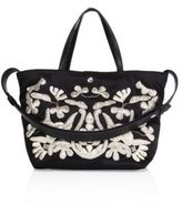 Elizabeth and James Eloise Embroidered Tote