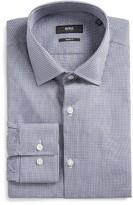 HUGO Men's Boss Marley Sharp Fit Check Dress Shirt