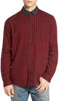 Calvin Klein Jeans Barn Flannel Shirt