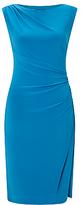 Lauren Ralph Lauren Cap Sleeve Dress, Peacock
