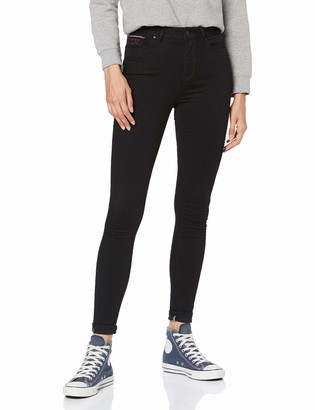 Tommy Hilfiger Women's TH ESS HARLEM ULR SKINNY A ANI Jeans