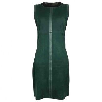 Alexander Wang Green Wool Dresses