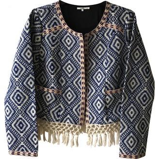 Tularosa Multicolour Cotton Jacket for Women