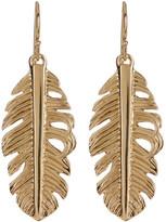 Melinda Maria Mini Nina Feather Earrings