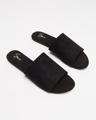 Spurr Adele Comfort Slides