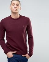 Farah Rosecroft Crew Neck Logo Sweater