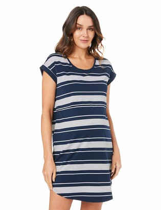 Ripe Maternity Women's Stevie Nursing Nightie Casual Dress