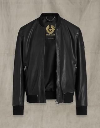 Belstaff Bayling Leather Jacket