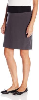 Ripe Maternity Women's Maternity Lancaster Pencil Work Skirt
