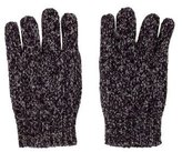 Rag & Bone Mélange Knit Gloves