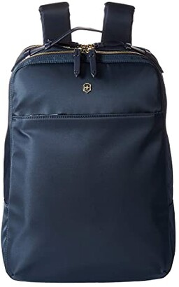 Victorinox Victoria 2.0 Deluxe Business Backpack (Deep Lake) Backpack Bags