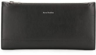 Acne Studios continental fold wallet