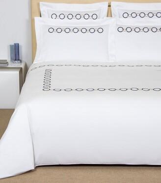 Frette Links Oxford Pillowcase (51cm x 71cm)