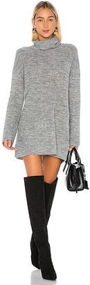 L'Academie Sable Sweater Dress
