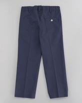 Oscar de la Renta Classic Trouser Pant, Sizes 4-10
