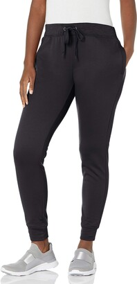 Hanes Women's Sport Performance Fleece Jogger Pants with Pockets