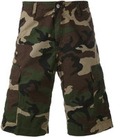 Carhartt camouflage shorts - men - Cotton - 29