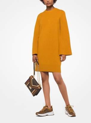MICHAEL Michael Kors Wool Sweater Dress