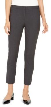 Calvin Klein Petite Slim-Leg Ankle Dress Pants