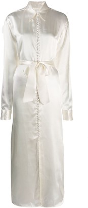 MM6 MAISON MARGIELA Button Shirt Dress