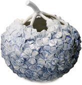 Royal Copenhagen The Art of Giving Flowers 4-Inch Hydrangea Vase in Blue