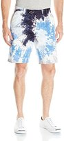 French Connection Men's Tie Dye Highway Short
