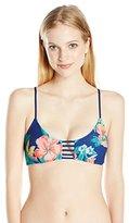 Rip Curl Women's Paradise Found 2 Bralette Bikini Top