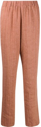 Forte Forte Low-Waist Tapered Trousers