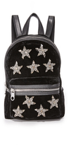 Cynthia Rowley Knox Velvet Mini Backpack
