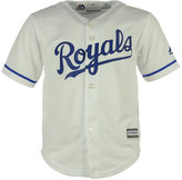 Majestic Toddlers' Kansas City Royals Replica Cool Base Jersey