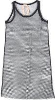 N°21 Black Net Dress