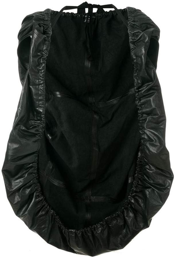 Ann Demeulemeester creased detail waistcoat