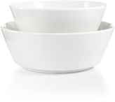Martha Stewart Collection Everyday Entertaining Set of 2 Serving Bowls