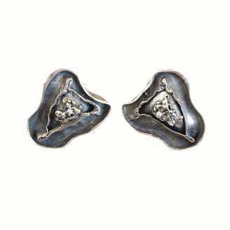 Stavros Constantinou Silver Pod Earrings 5