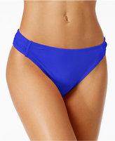 California Waves Side-Tab Cheeky Bikini Bottoms