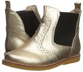 Elephantito Bootie (Toddler/Little Kid/Big Kid) (Gold) Girl's Shoes