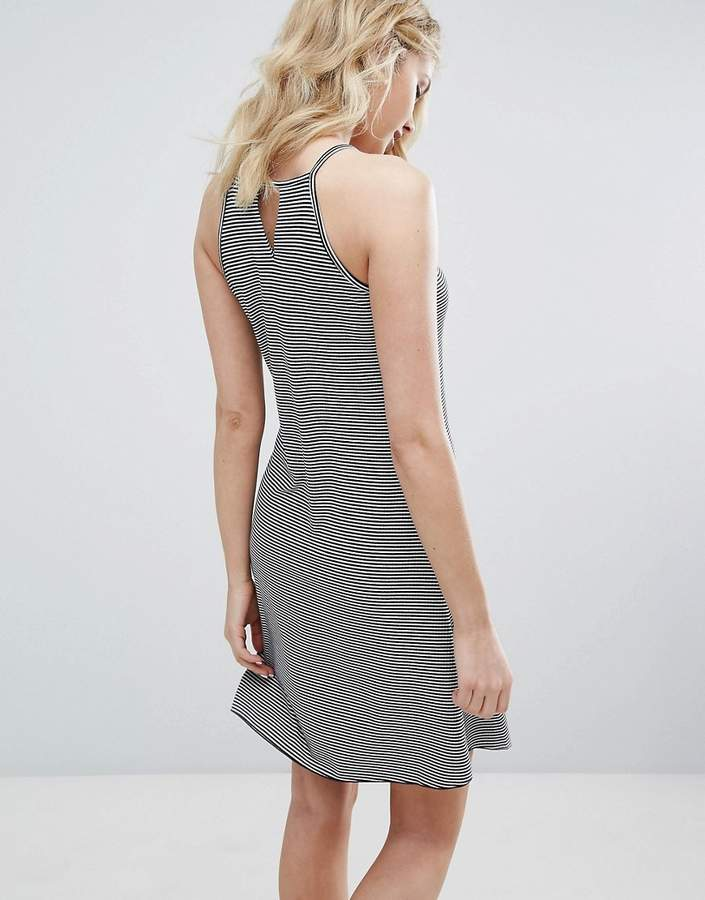 Vero Moda Printed Swing Dress