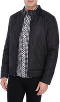 X-Ray Faux Leather Trim Jacket