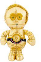 Hallmark Star Wars C-3PO Plush Christmas Ornament by