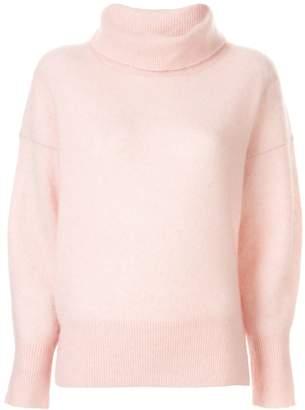 Paule Ka soft knit turtleneck jumper