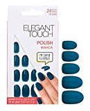 Elegant Touch Glamour Collection Polished Nails, Bianca by
