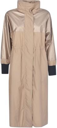 Moncler Oversized High-neck Coat