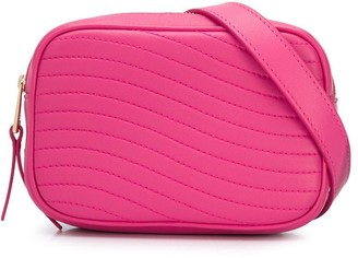 Furla Swing quilted belt bag