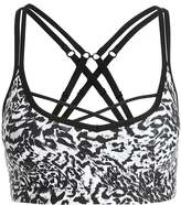 Lorna Jane JAGUAR Sports bra grey multi