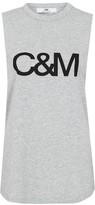 Camilla And Marc C & M Classic Logo Tank
