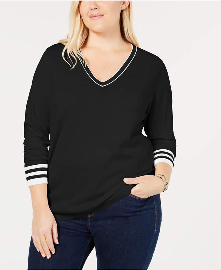 6e082d417 Tommy Hilfiger Women's Plus Sizes - ShopStyle